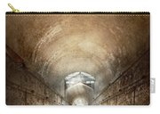 Jail - Eastern State Penitentiary - End Of A Journey Carry-all Pouch
