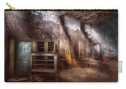 Jail - Eastern State Penitentiary - Sick Bay Carry-all Pouch by Mike Savad