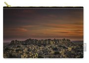 Jaisalmer Fort At Twilight Carry-all Pouch