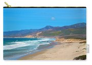Jalama Beach Santa Barbara County California Carry-all Pouch