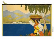 Jamaica The Gem Of The Tropics Carry-all Pouch