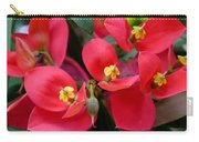 Jamaican Poinsettia Carry-all Pouch