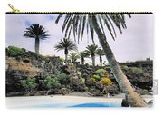 Jameos Del Agua On Lanzarote Carry-all Pouch