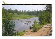 James Creek Pond Carry-all Pouch