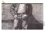 James Dean Carry-all Pouch by Sean Connolly