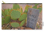 James Hickey Shot  Carry-all Pouch