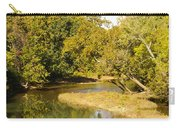 James River In The Fall Carry-all Pouch