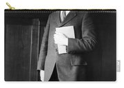 James Rowland Angell Carry-all Pouch