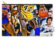 James Worthy Carry-all Pouch