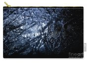 Jammer Blue Hematite 001 Carry-all Pouch