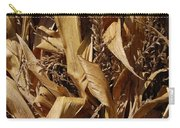 Jammer Corn Abstract 001 Carry-all Pouch
