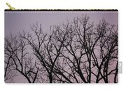Jammer Fuzzy Trees 002 Carry-all Pouch