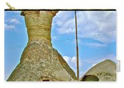 Jandarma Or Police Station In A Fairy Chimney In Cappadocia-turkey  Carry-all Pouch