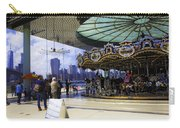 Jane's Carousel 2 In Dumbo - Brooklyn Carry-all Pouch