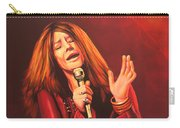 Janis Joplin Painting Carry-all Pouch