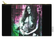 Janis Joplin - Pink Carry-all Pouch