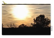 January 2013 Sunset Carry-all Pouch