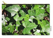 January Greenery Carry-all Pouch