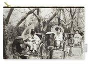 Japan Jinrikshas, 1907 Carry-all Pouch