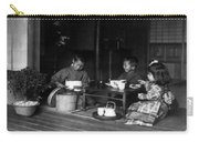 Japan Tea Party Carry-all Pouch