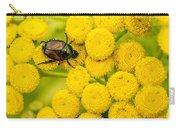 Japanese Beetle She Ruv You Ya Ya Ya Carry-all Pouch