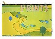 Japanese Color Prints 1896 Carry-all Pouch
