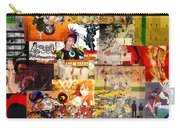 Japanese Contemporary Art Carry-all Pouch