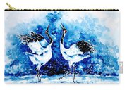 Japanese Cranes Carry-all Pouch