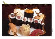Japanese Cuisine Gallery Carry-all Pouch