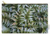 Japanese Ferns Carry-all Pouch
