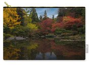 Japanese Garden Reflection Carry-all Pouch