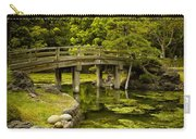 Japanese Garden Tokyo Carry-all Pouch
