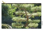 Japanese Garden Tree Carry-all Pouch