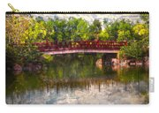 Japanese Gardens Bridge Carry-all Pouch