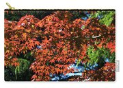 Japanese Maple Canopy Carry-all Pouch