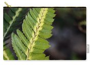Japanese Painted Fern Carry-all Pouch