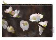 Japanese Quince 2 Carry-all Pouch
