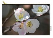 Japanese Quince 4 Carry-all Pouch