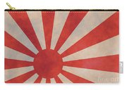 Japanese Rising Sun Carry-all Pouch