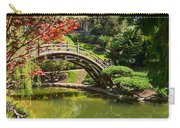 Japanese Spring - The Japanese Garden Of The Huntington Library. Carry-all Pouch