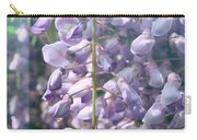 Japanese Wisteria  By Zina Zinchik Carry-all Pouch
