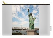 Japan's Statue Of Liberty Carry-all Pouch