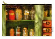 Jars - Ingredients II Carry-all Pouch by Mike Savad