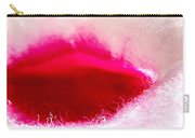 Jasmine Kiss Carry-all Pouch by Ben and Raisa Gertsberg