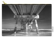Jax Beach Pier Carry-all Pouch