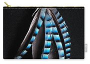 Jay Feather 2 Without Text Carry-all Pouch