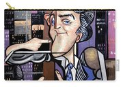 Jay Leno You Been Cubed Carry-all Pouch