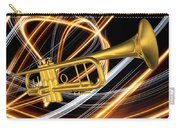 Jazz Art Trumpet Carry-all Pouch