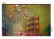 Jazz Break In New Orleans Carry-all Pouch