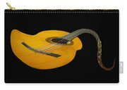 Jazz Guitar 2 Carry-all Pouch